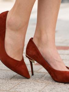 集迦高跟鞋