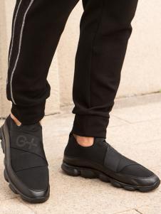 集迦男士休闲鞋18新款