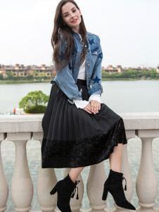 集迦2018新款半裙