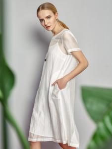 读衣拾年18新款春装连衣裙