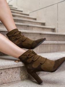 集迦2018新款精致女鞋