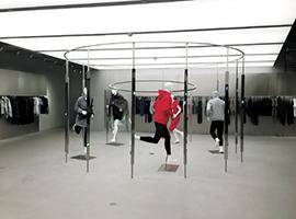 引入差异性定位品牌 王府中環引入国内设计师店