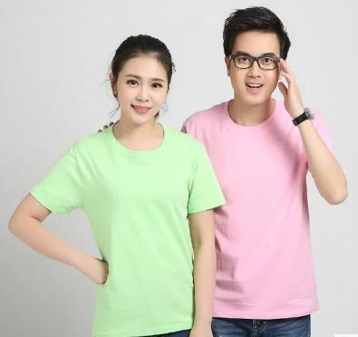郑州哪里有定制中高档纯棉广告衫的厂家