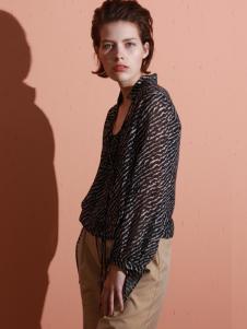 kenny(扣扣)女装衬衫18新款