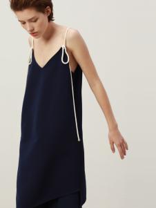 kenny扣扣女装吊带裙18新款