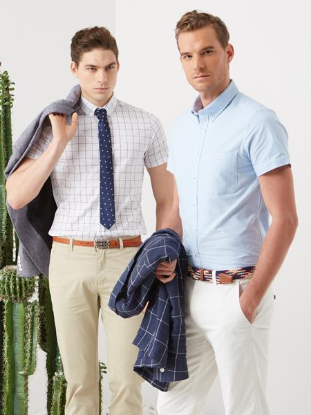 富绅品质男装时尚新款