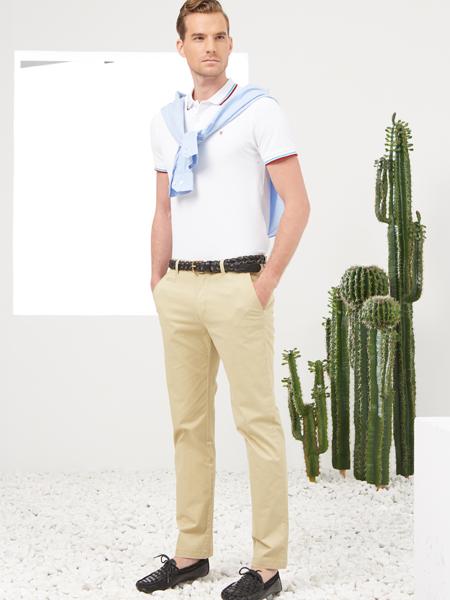 富绅男装夏装图片