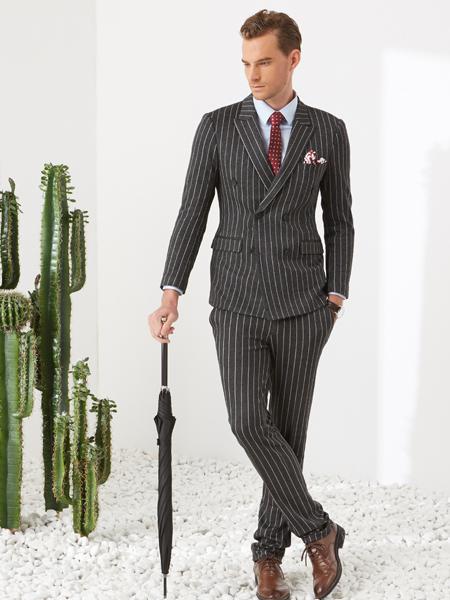 富绅男装西服套装