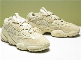 "YEEZY500 ""Super Moon Yellow""发售日期大幅提前?"