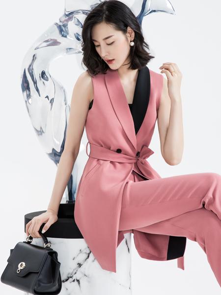 轻奢艺术优雅ECA女装2018大片