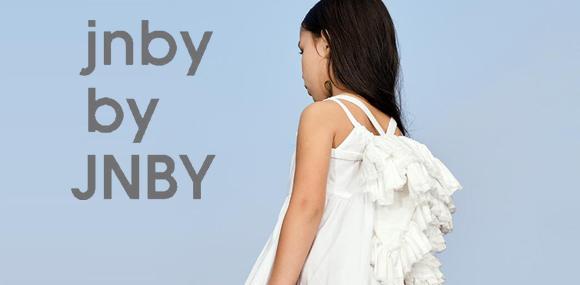 jnby by JNBY童装诚邀您的加盟!