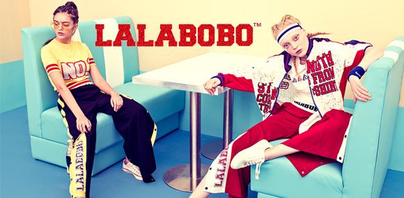 LALABOBO女装诚邀您的加盟!
