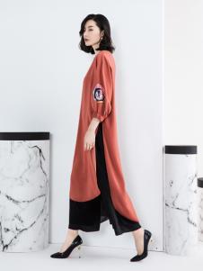 ECA女装2018时尚两件套