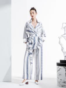 2018ECA女装新款套装