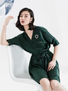 2018ECA女装连衣裙
