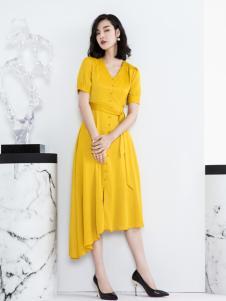 ECA女装连衣裙18新款
