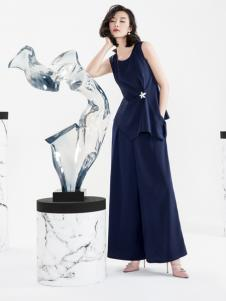 ECA女装2018气质长裙