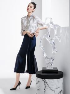 ECA女装2018新款简约套装