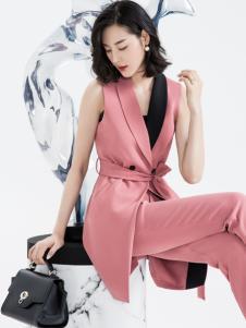 ECA女装2018通勤套装
