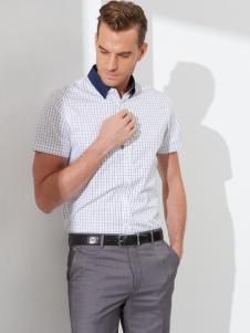 富绅男装夏款polo衫