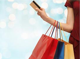 """数据解读 女性消费者撑起网购市场""""半边天"""""""