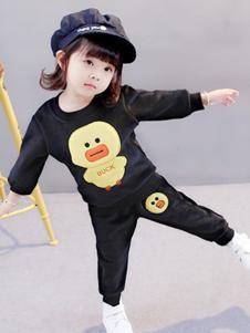 B.DUCK小黄鸭童装样品展示