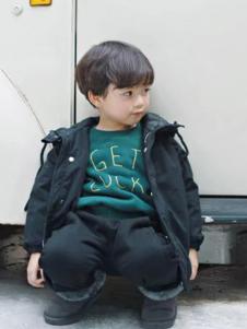 糖卡布衣童装新品休闲外套