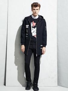 VS男装新品休闲时尚