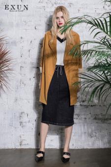 衣讯女装2018秋装产品