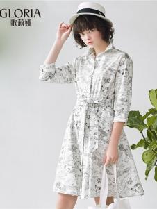 歌莉娅女装连衣裙