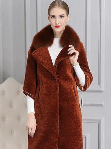 柏芙澜女装新款大衣