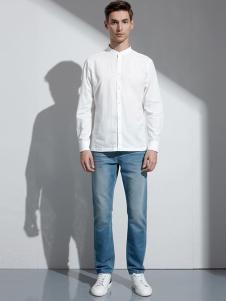 VASTO男装长袖衬衫