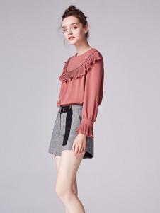 麦光女装新款短裤