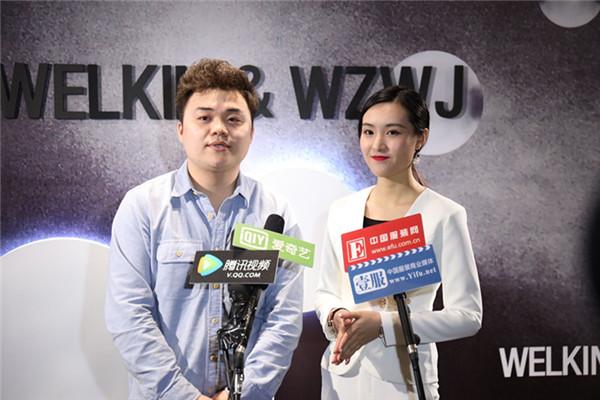 未知未覺WZWJ营销总监彭波