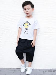 快乐丘比童装T恤