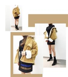 MY春夏新款外套