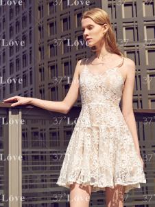 37度Love吊带裙18新款