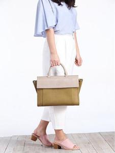 素唯女包2018新款大容量手提包