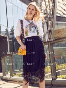 37度Love女装时尚套装