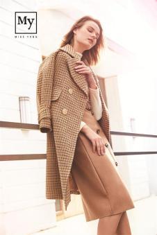 MY时尚外套大衣