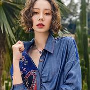 印巴文化|春季时尚你还缺点蓝