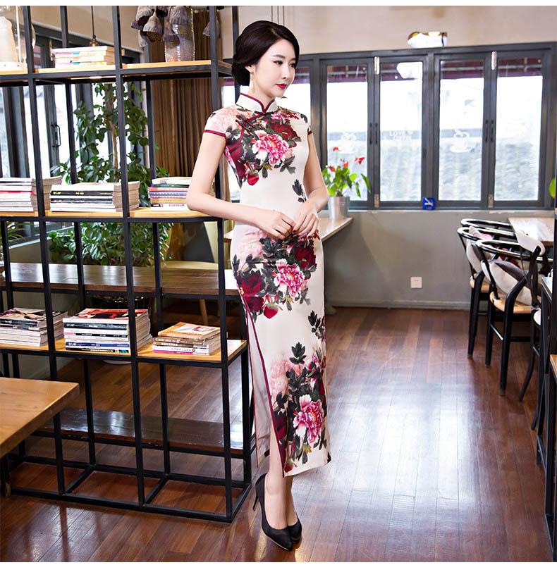 深圳连衣裙公司,一站式广州旗袍定制多少钱服务,世凡服饰