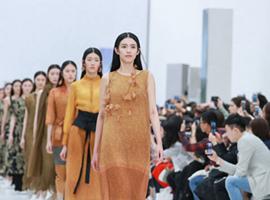 A/W2018深圳时装周 | 遇见天:卉.聚,花海