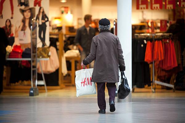 H&M财报一季度销售下滑1.5% 股价遭遇大跌