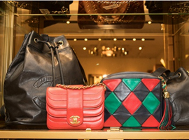 Chanel出手维权 起诉了一家古着店卖假货
