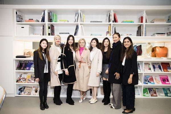 Tory Burch访问萨瓦纳艺术与设计大学香港分校