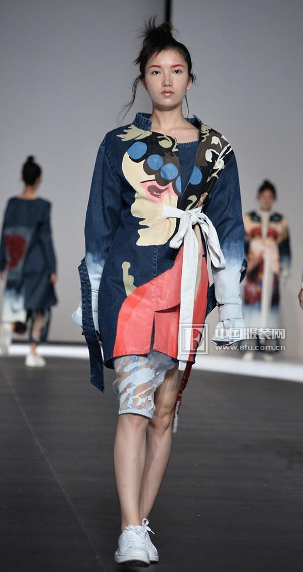 """联盟首秀之香港服装设计师品牌联合发布秀,""""均安牛仔""""时装秀同时举行"""