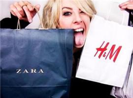 快时尚自救:Zara用AR武装门店,H&M投资新技术