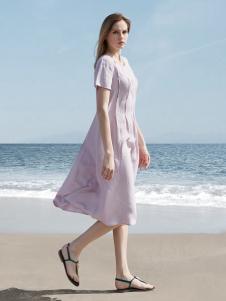 衣魅人淑女连衣裙
