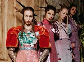 近50个华人设计师品牌登录四大时装周 为中国设计发声